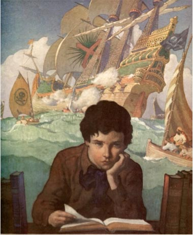 N.C. Wyeth - The Storybook