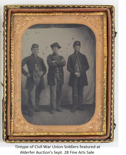 A Closer Look At Daguerreotypes Ambrotypes Tintypes And Cartes De Visite