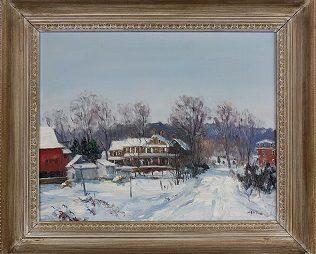 Spotlight on Art: Walter Emerson Baum