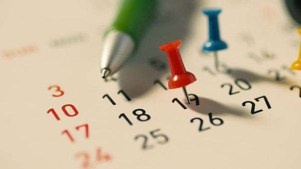 Appraisal Dates
