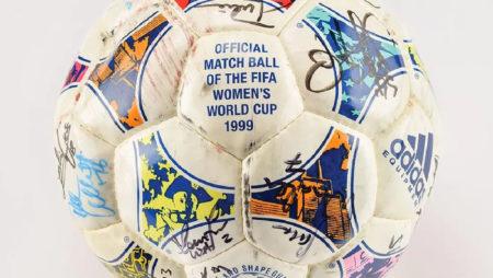 What About Women's Soccer Memorabilia?